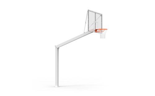 But de basket 3x3 compétition en méthacrylate