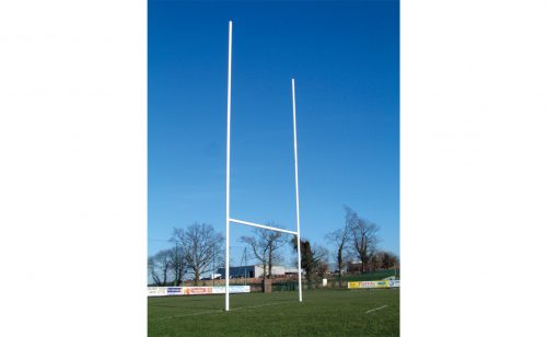 Metalu plast steel rugby goal Origine France Garantie Label