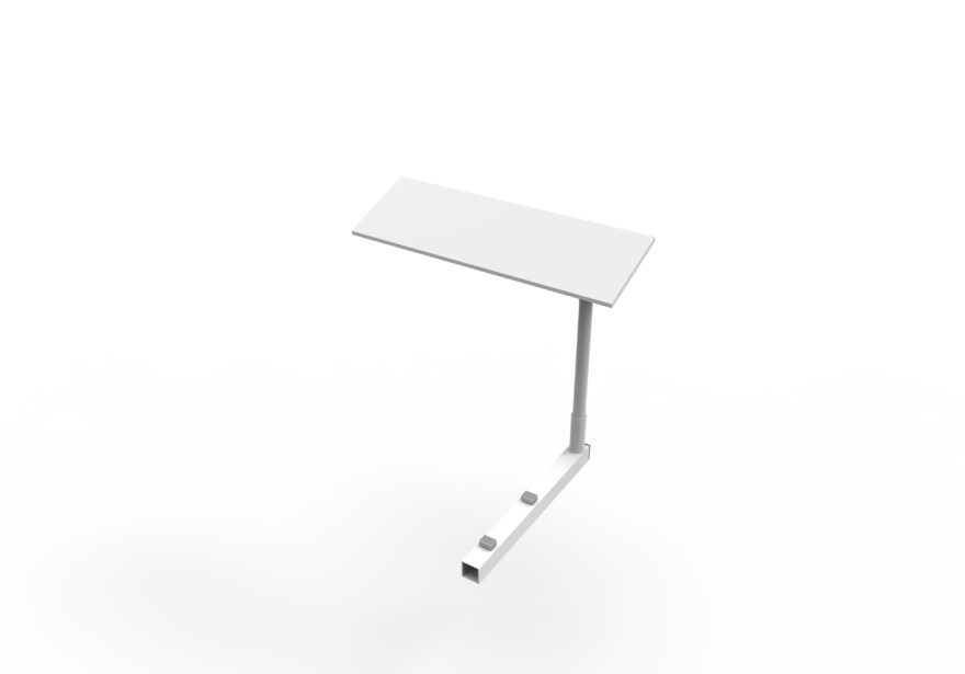 Accessories for football team shelter, writing tablet