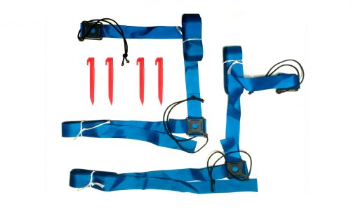 Beach volley boundary tape Metalu Plast Sport accessories