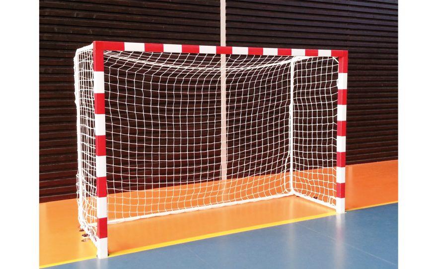 Cage de hand adapté à la compétition