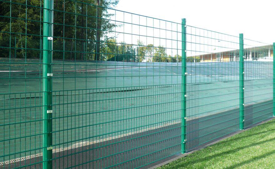 Metalu Plast Mediterranean league fence