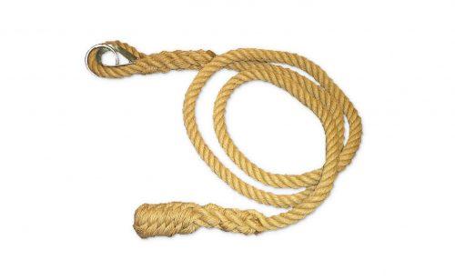 Hemp climbing rope Metalu Plast
