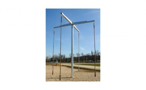 Mât à grimper en acier galvanisé Metalu Plast