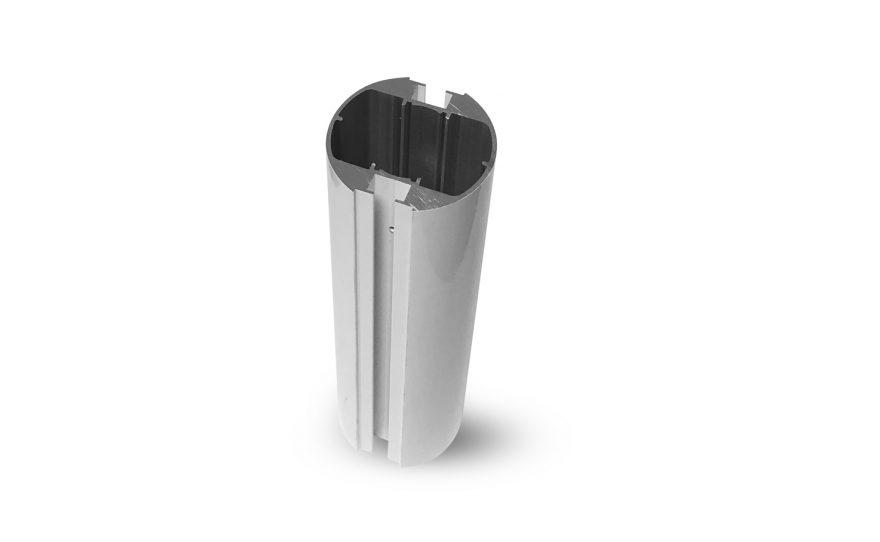 Metalu Plast post reinforced aluminium
