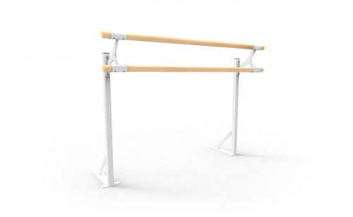 Double dance stanchion console Metalu Plast