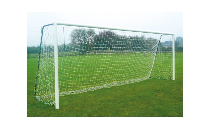 Mobile football goal made of aluminium or steel Metalu Plast