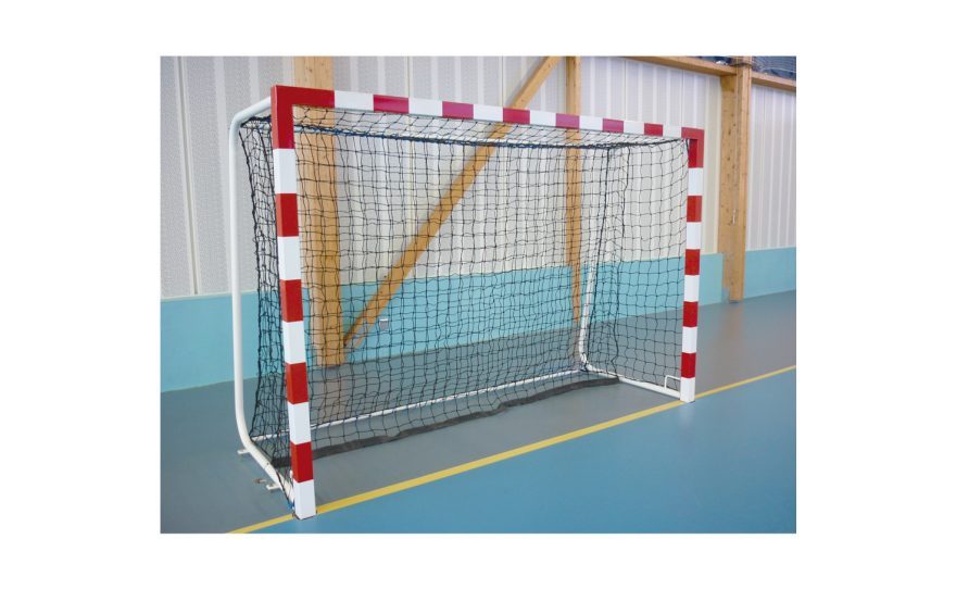 Handball goal for high competition with 50 mm arches Metalu