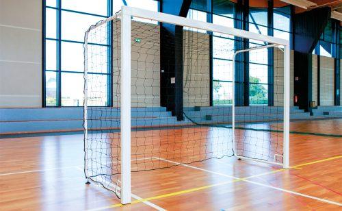 But handball scolaire démontable Metalu Plast