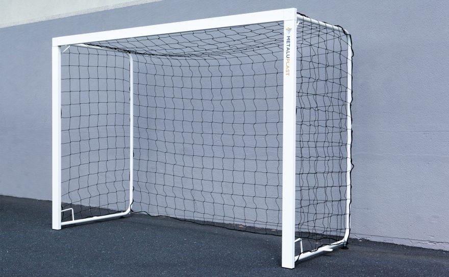 Cage de handball scolaire extérieur Metalu Plast