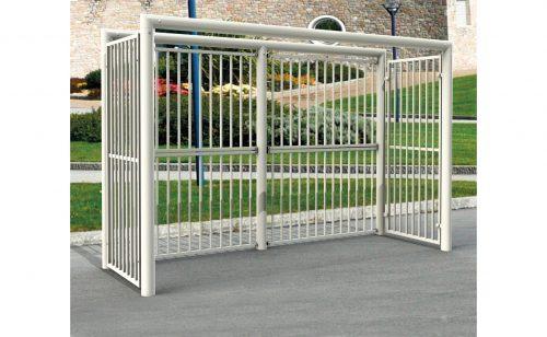 Cage multisport avec barreaux Metalu