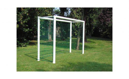 Cage multisports belles portes Metalu Plast avec filet