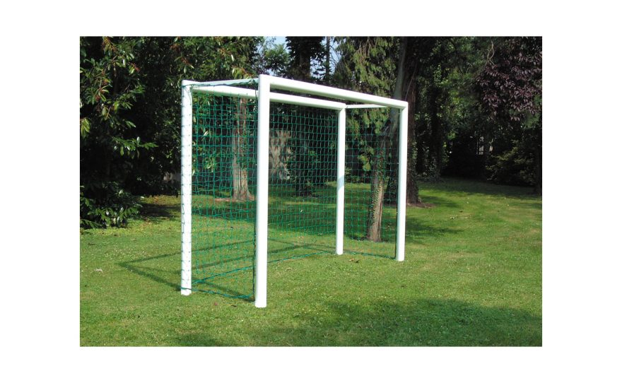Multisports cage belles portes Metalu Plast with net