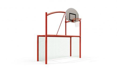 But multisports le classic net avec filet pour la cage