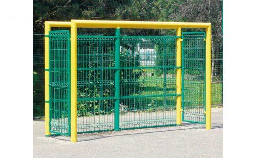 Cage multisport grand parc Metalu Plast football hand