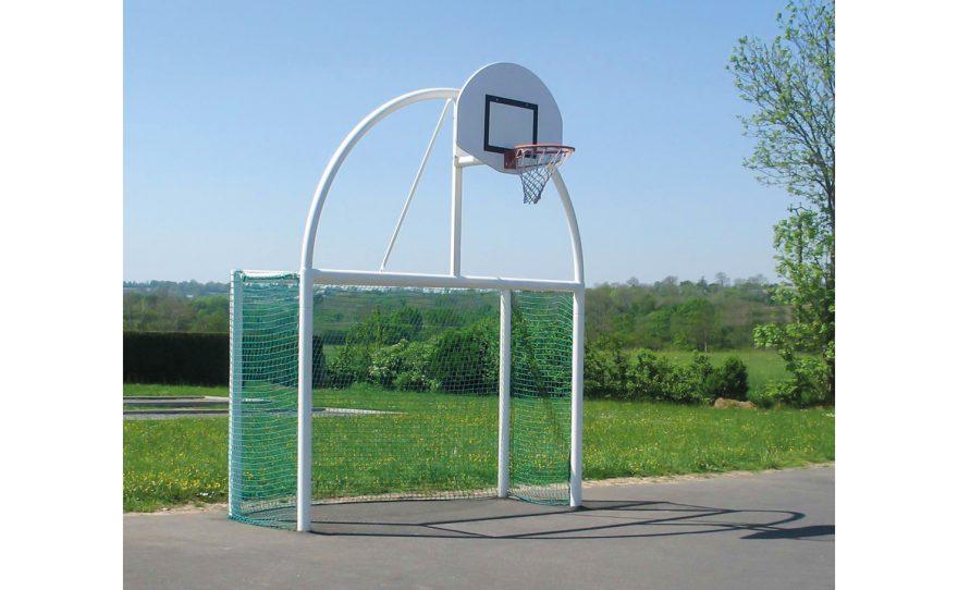 But multisports Savary panier basket et but filet Metalu