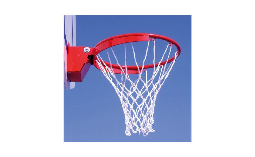 Cercle basketball pour la compétition type queue de cochon Metalu Plast