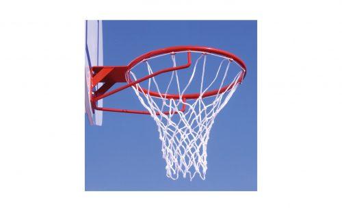 Cercle de basket renforcé et réglementaire de Metalu Plast