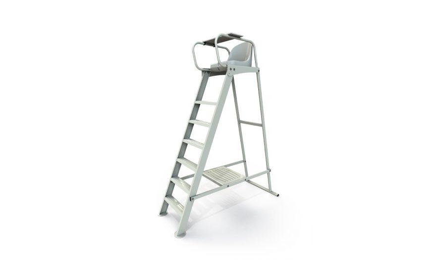 Chaise de tennis en aluminium Metalu Plast équipement de sport