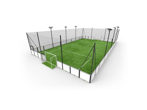 Sport field Metalu Plast french manufacturer of sports equipment