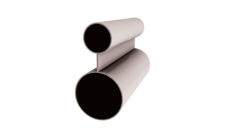 Bipod post Metalu Plast