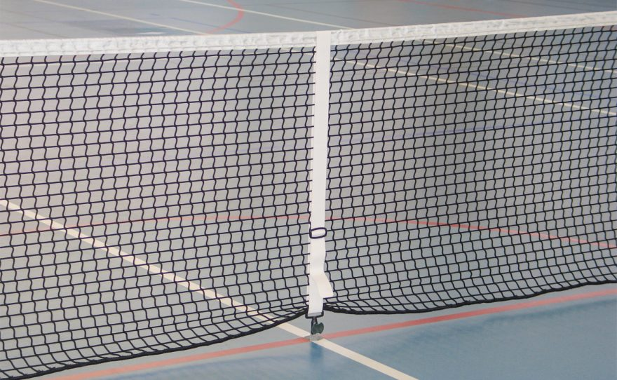 Régulateur de filet de tennis Metalu Plast
