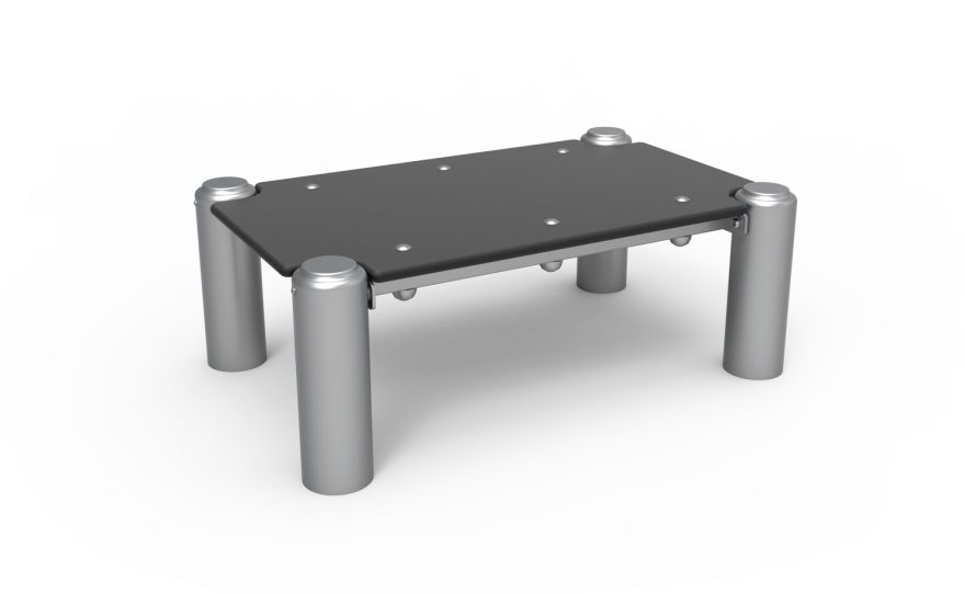 Table for street muscle toning Metalu Plast