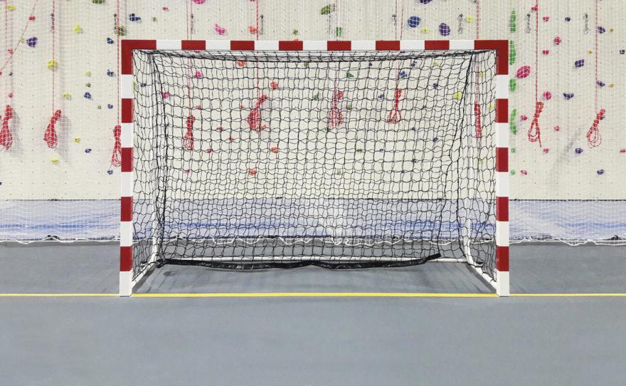 Cage de hand compétition haut niveau