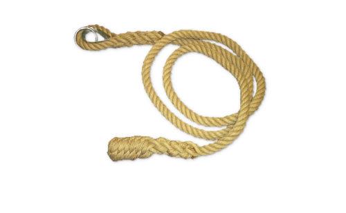 Corde à grimper lisse sans noeuds